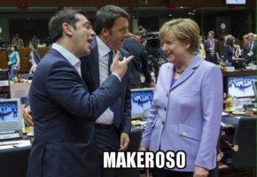 10 απόλυτα memes για την χαρμόσυνη συνάντηση του Αλέξη Τσίπρα με την μαντάμ Μέρκελ